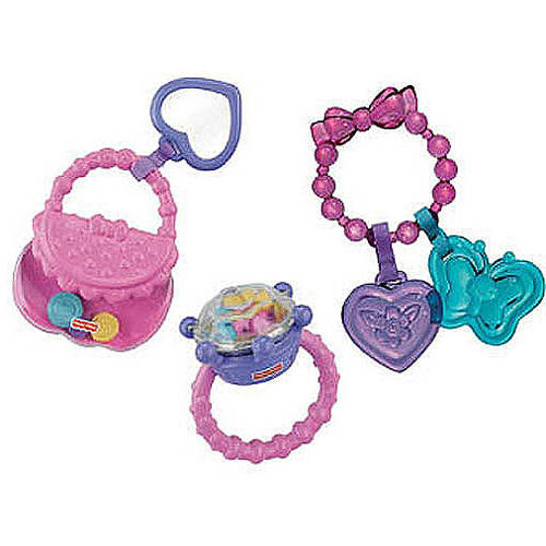 Fisher Price 3-Piece Gift Set, Girl by Fisher-Price