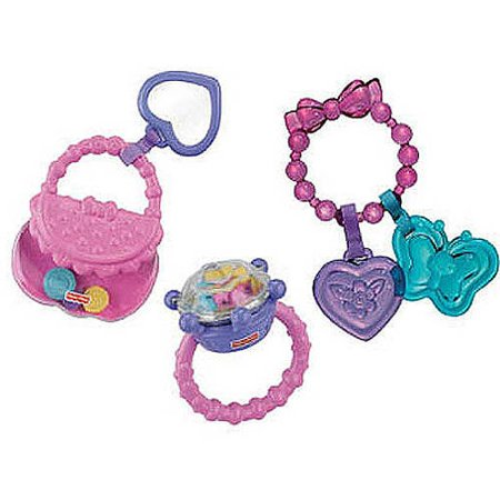 Fisher Price   3 Piece Gift Set  Girl