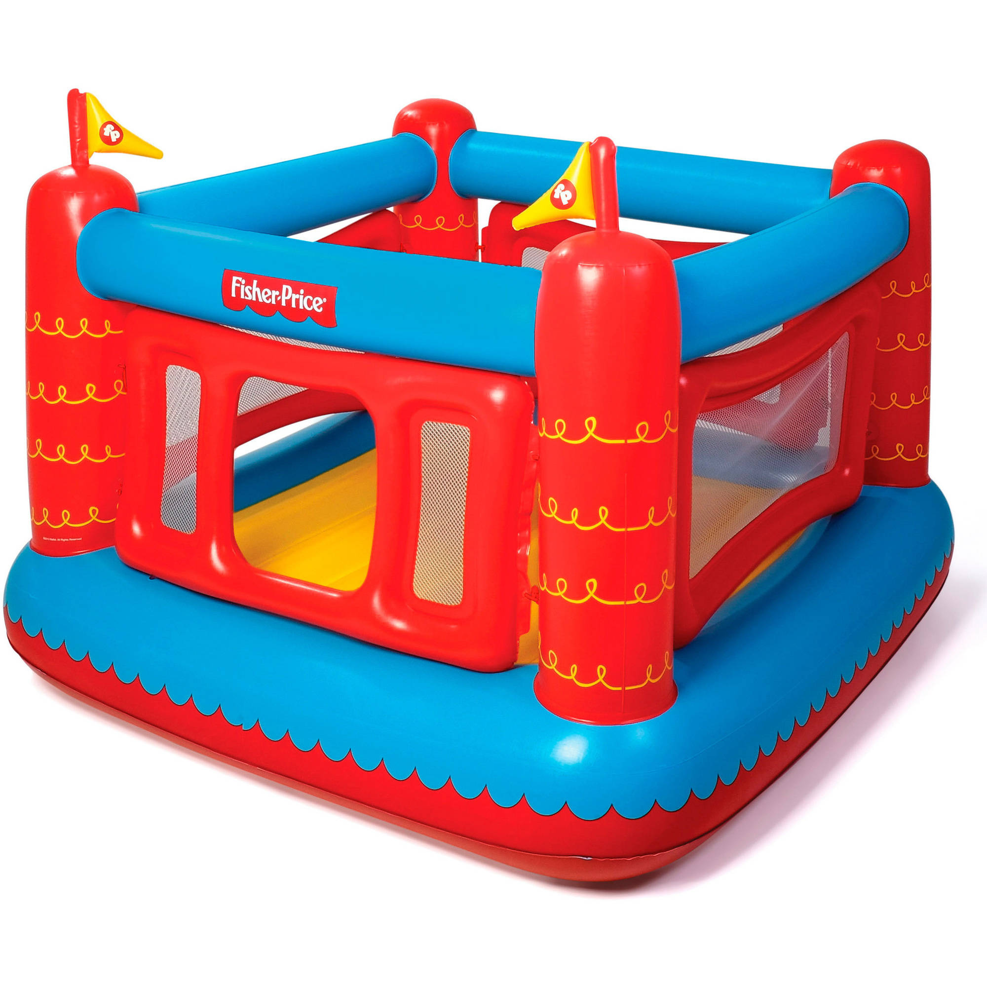 Bestway Fisher Price Bouncetastic Bouncer by Bestway