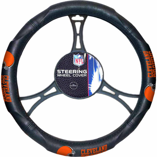 NFL Steering Wheel Cover, Browns