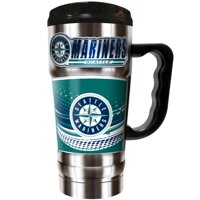 Seattle Mariners The Champ 20 oz. Travel Tumbler - Silver - No Size