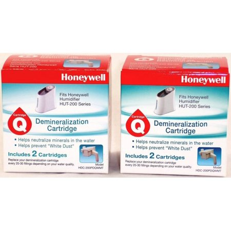 Humidifier Treatment Demineralization Cartridge