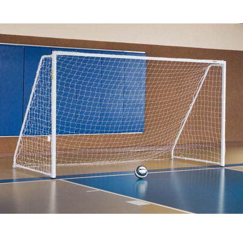 ALUMagOAL Indoor Steel Soccer Goal 6.5' x 12' by Ssg Bsn