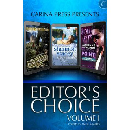 Cabrina Collection (Carina Press Presents: Editor's Choice Volume I - eBook)