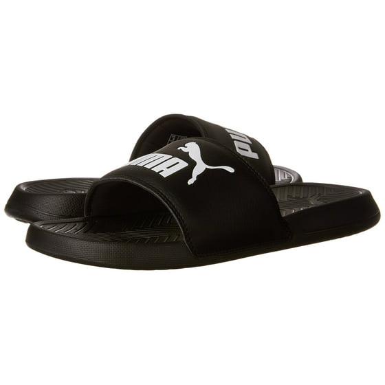 PUMA - Puma 360265-10  Men s Popcat Slide Sandal Black (7 D(M) US) -  Walmart.com 71ef05543