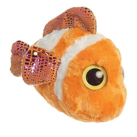 Clownee Clown Fish Yoohoo 5 inch - Stuffed Animal by Aurora Plush (29088)
