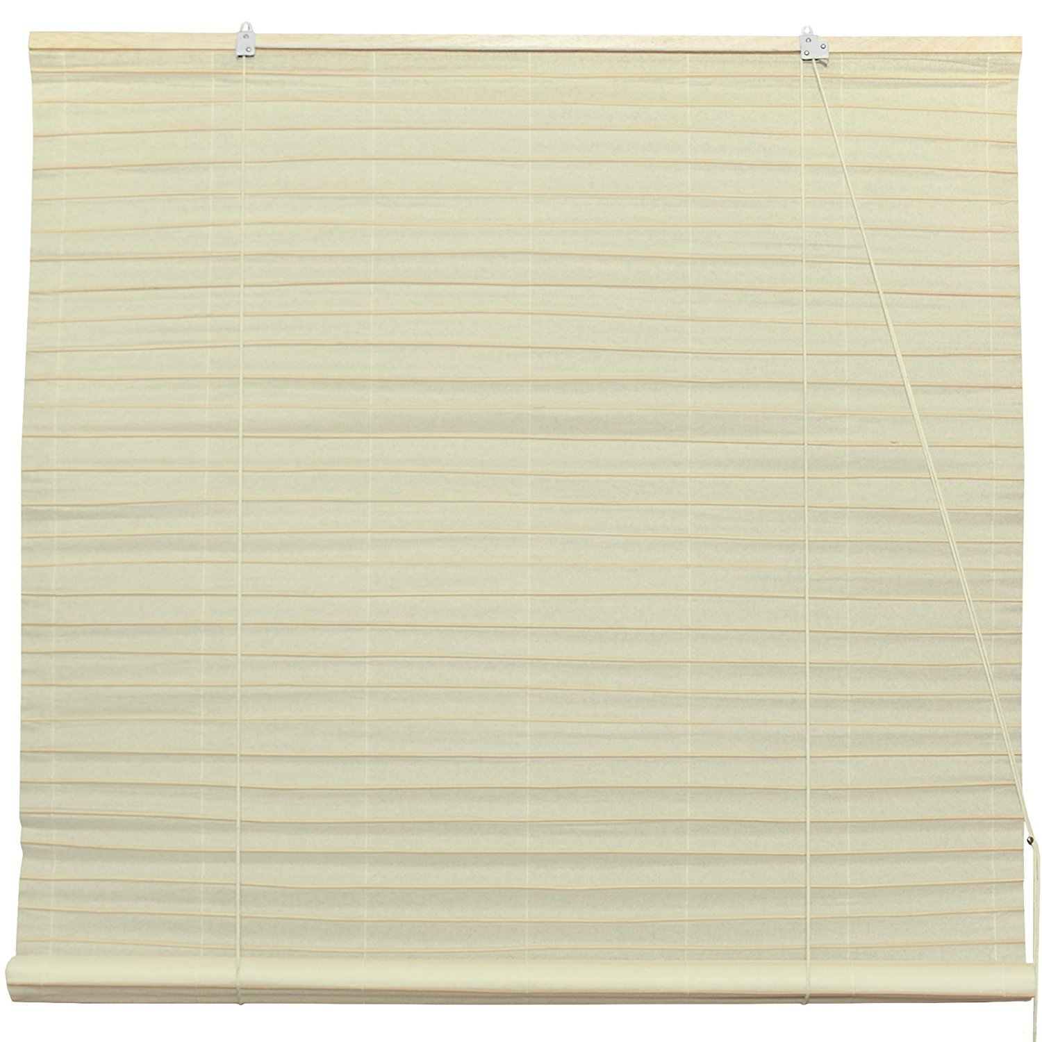 Oriental Furniture Shoji Paper Roll Up Blinds - Cream - (48 in. x 72 in.)