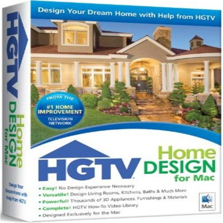Nova 41007 Hgtv Home Design Software For Mac