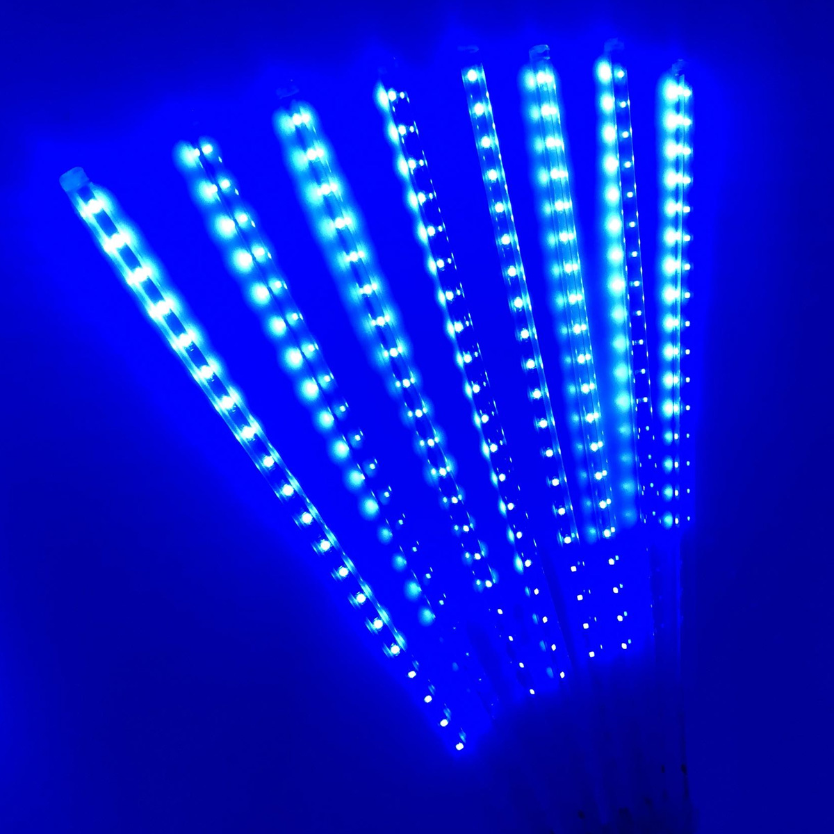 LED Falling Rain Lights 192LED 12 inch/288 LED 20 inch ...