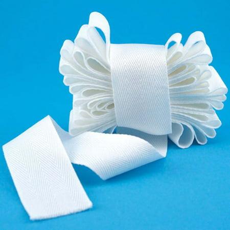 Herrschners® Sew-On White Rug Binding Accessory