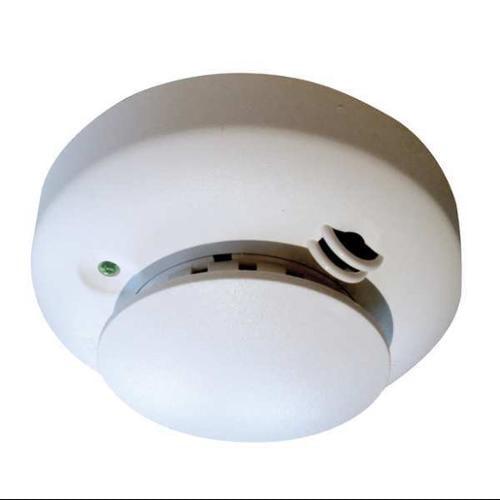 EDWARDS SIGNALING 521NCSXT Photoelectric Smoke Detector,w/Sounder