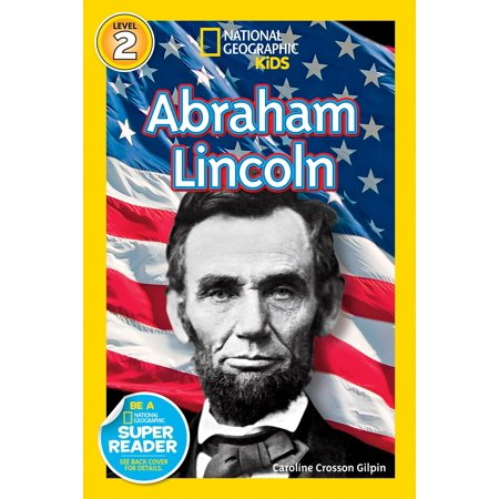 National Geographic Readers: Abraham Lincoln (Abraham Lincoln Costume Ideas)