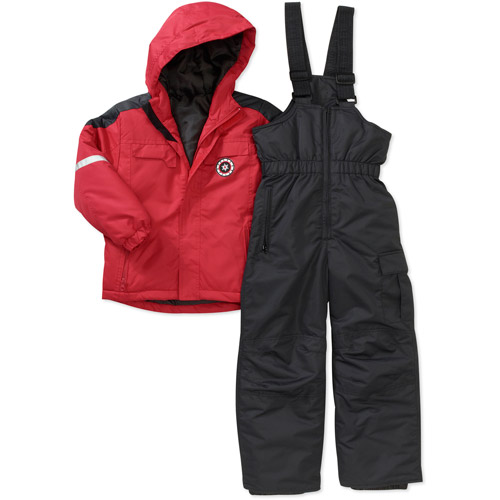 Baby Boys' 2-Piece Jacket and Pant Snowsuit