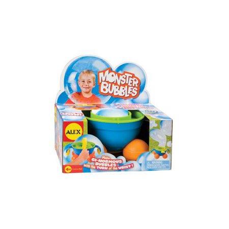 ALEX Toys Active Play Monster Bubbles 785