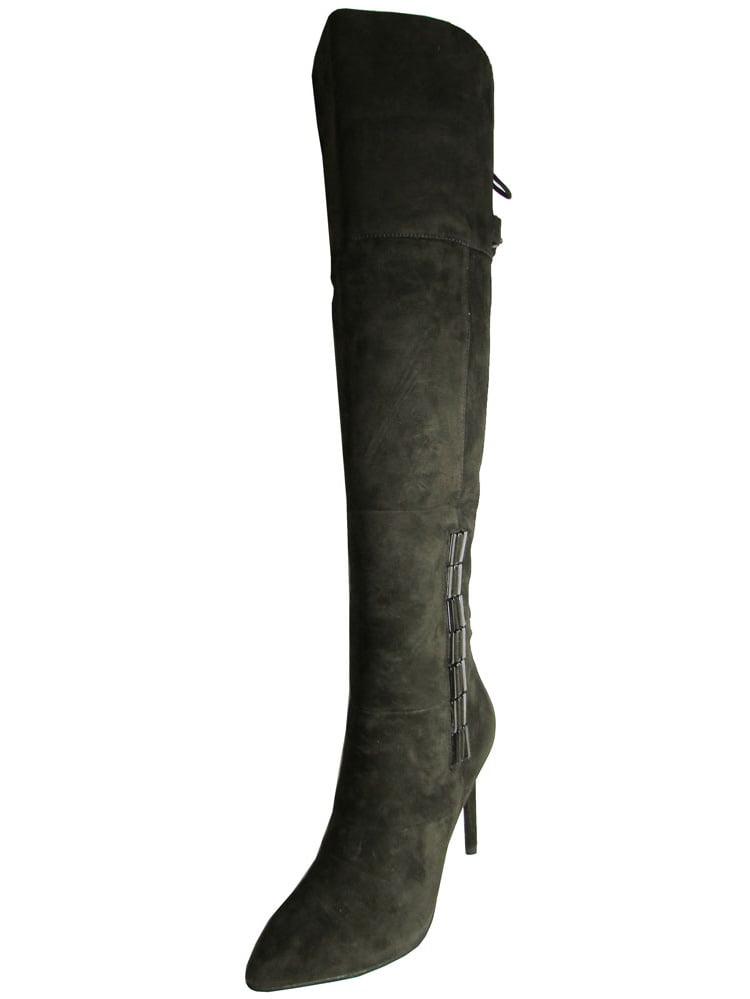 Womens Inara Over The Knee Dress Boot Shoe