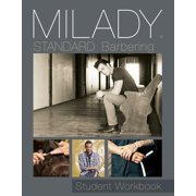 Student Workbook for Milady Standard Barbering (Paperback)