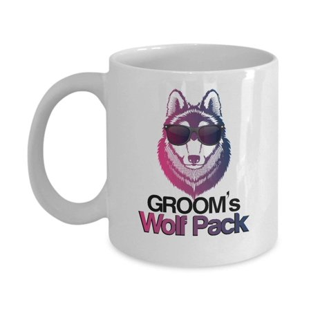 Wedding Gifts For Groomsmen (Grooms Wolf Pack Groomsmen Gift Ideas)