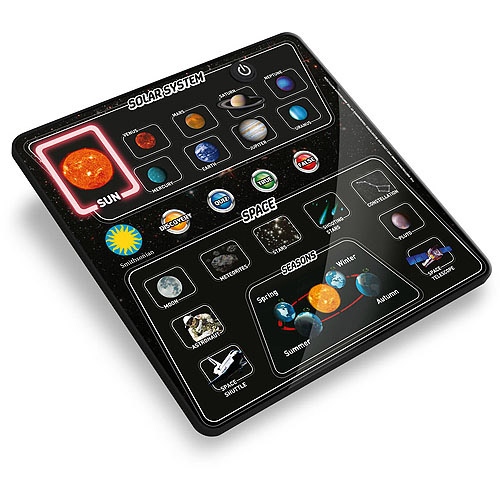 Kidz Delight Smithsonian Kids' Space Tablet