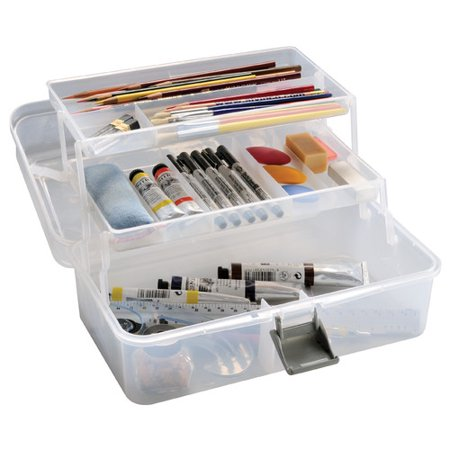 Heritage Arts Mid-Size Art Tool Box - Art Boxes