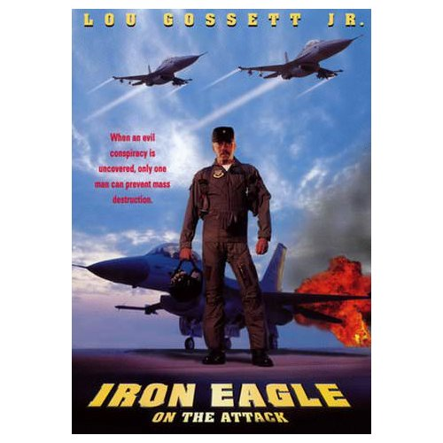 Iron Eagle on the Attack (1999)