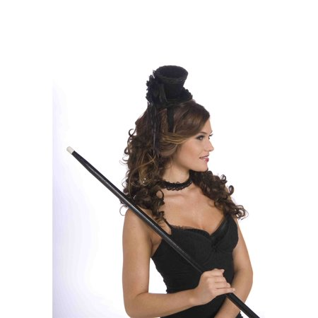 Mini Victorian Steampunk Adult Costume Top Hat Headband - Top Hat Costume