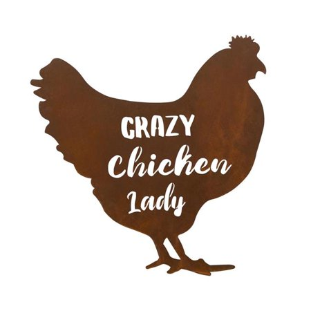 IMAX 23366 Chicken Lady Wall Decor - image 1 de 1