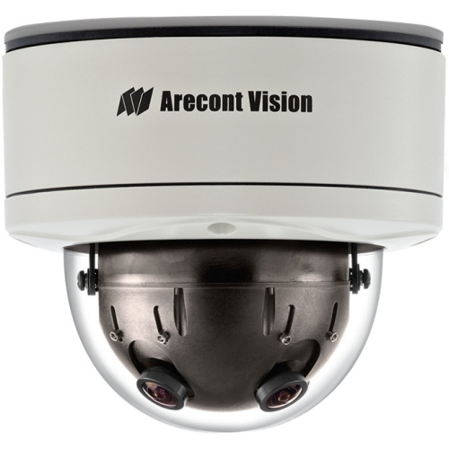 Arecont Vision SurroundVideo 12 Megapixel Network Camera - 1 Pack - Color AV12366DN