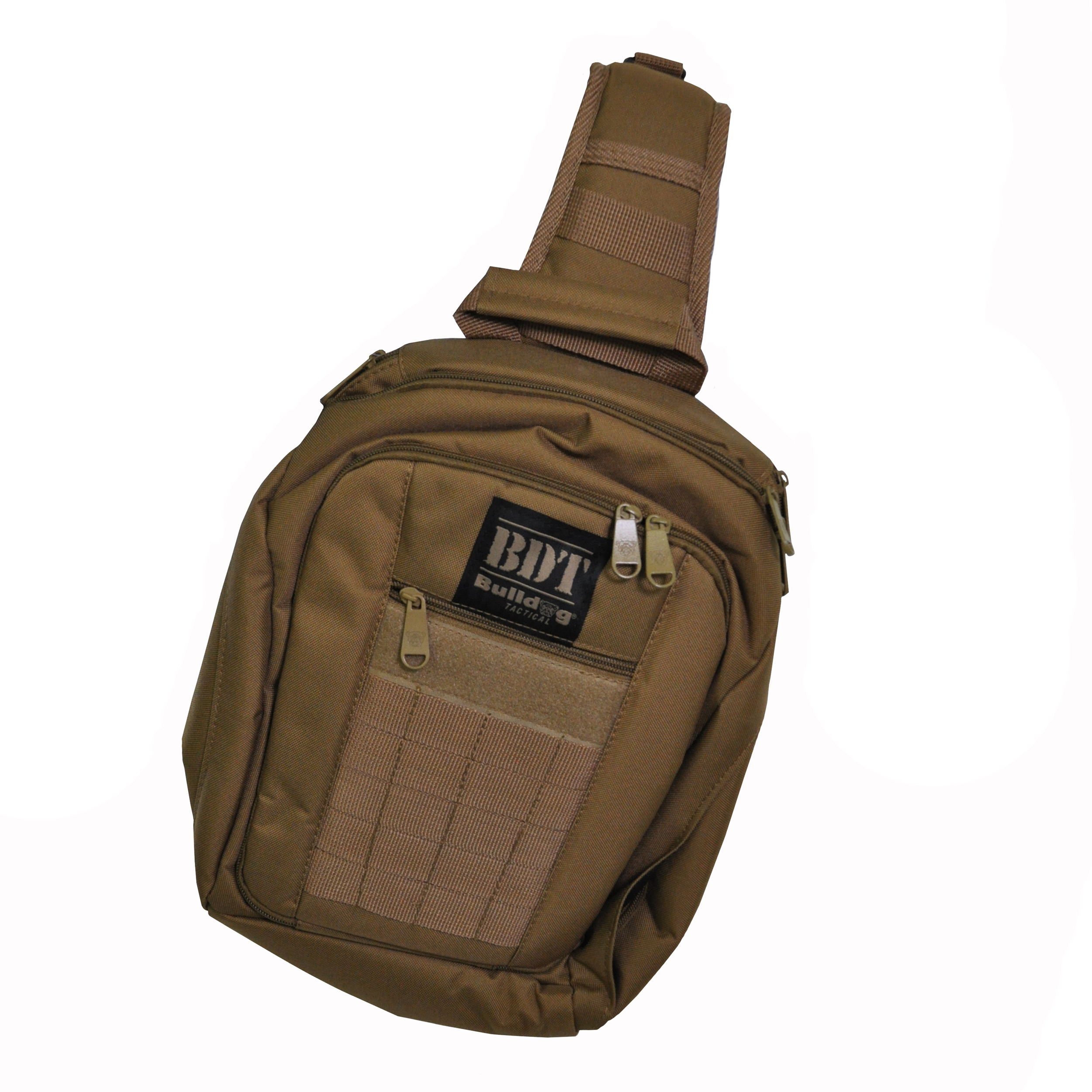 Bulldog Cases BDT Small Sling Pack- Tan