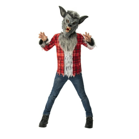 Halloween Werewolf Costumes For Kids (Rubie's Werewolf Child Halloween)