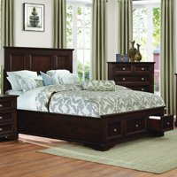 Homelegance Eunice Storage Platform Bed