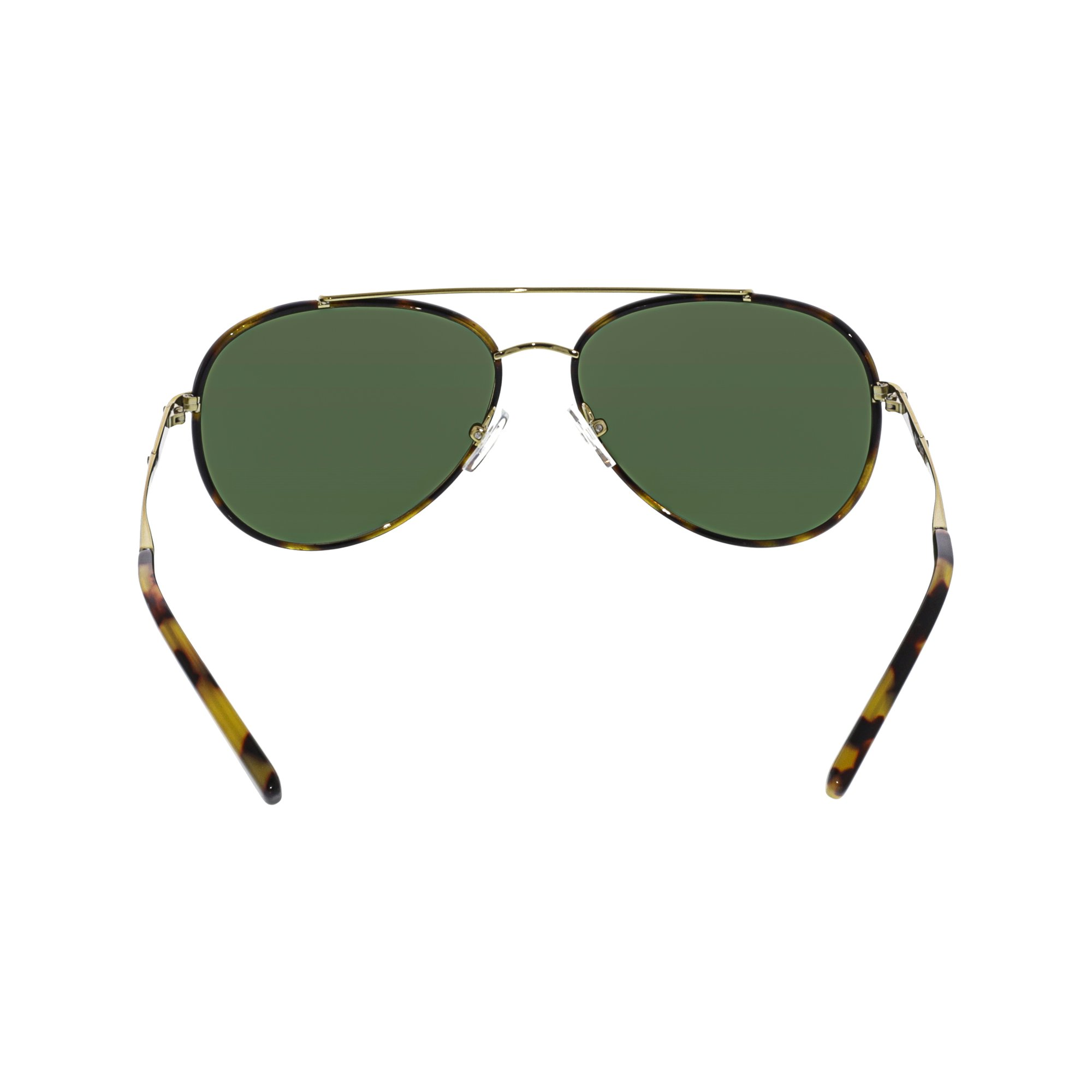 111824577571 Michael Kors Women's Mirrored MK1019-116371-59 Gold Aviator Sunglasses |  Walmart Canada