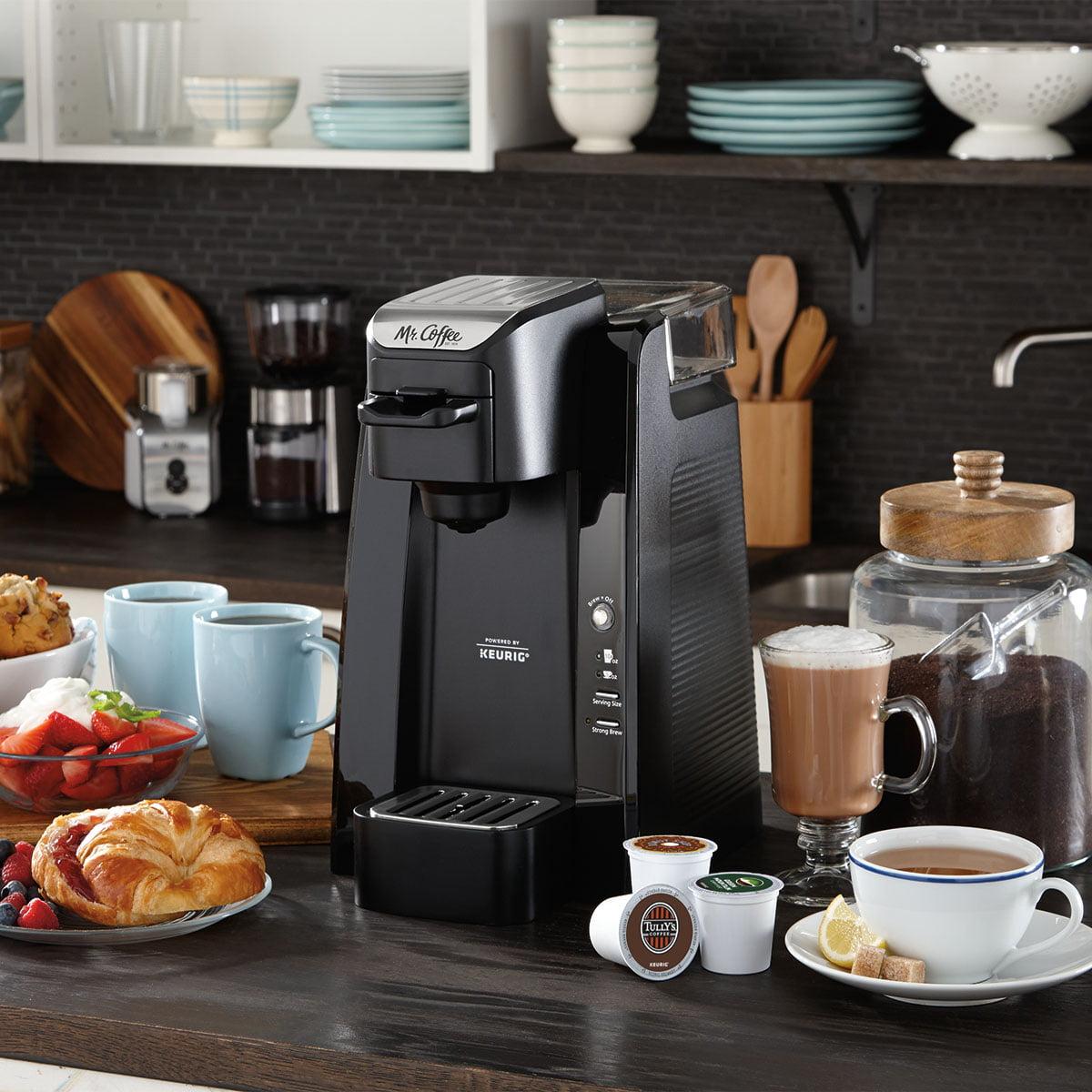 Mr Coffee Single Serve K Cup Brewing Systemblack Bvmc Sc500