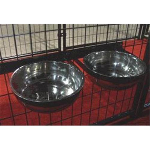 Lucky Dog Static 2-Bowl System-CL 71121