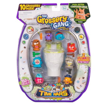 The Grossery Gang - Large Pack - Series - Reverse Gang