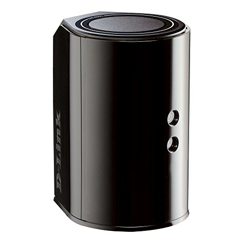 D-Link Wireless AC 1200 Mbps Home Cloud App-Enabled Dual-Band Gigabit Router (DIR-850L)
