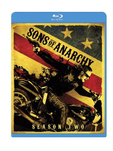 Sons of Anarchy: Season Two [3 Discs] [Blu-ray]