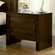 Modus Furniture International Element 2 Drawer Nightstand