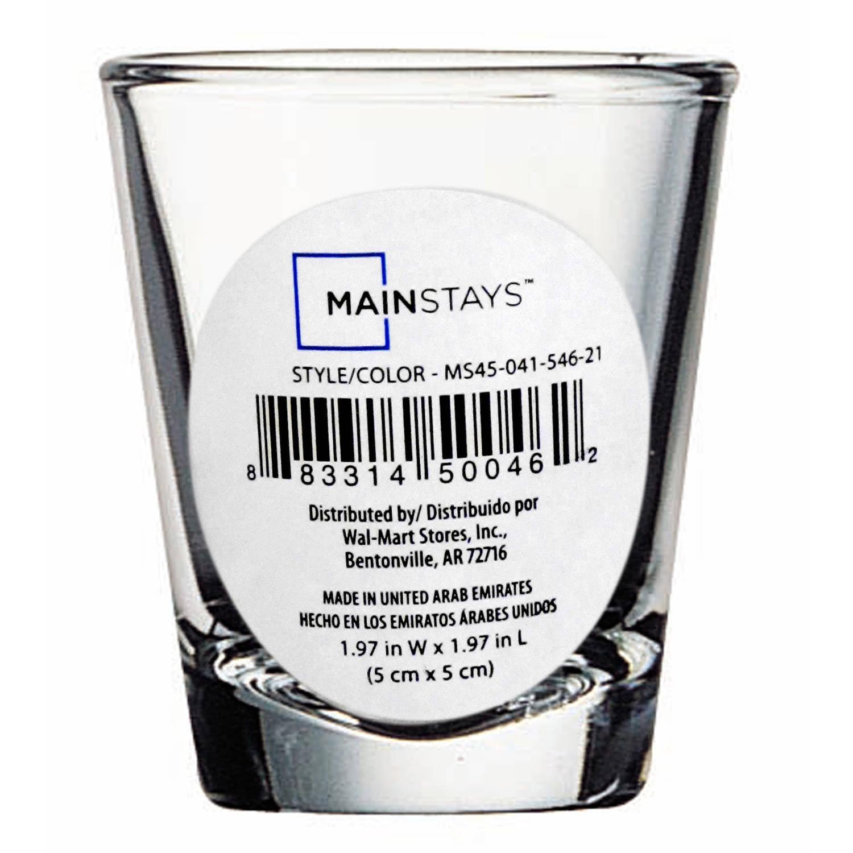 Mainstays 1 oz Shot Glass by ARC International