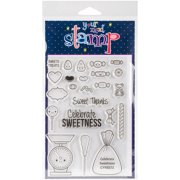 """Your Next Stamp Clear Stamps, 4"""" x 6"""", Celebrate Sweetness"""