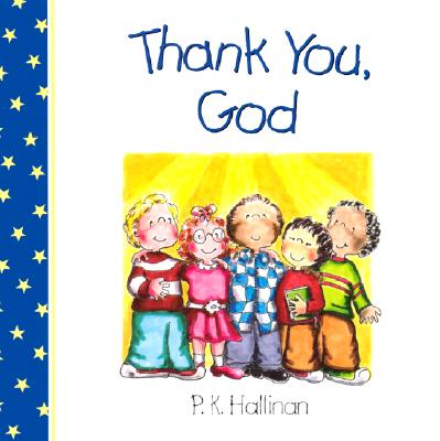 Thank You, God (Board Book)