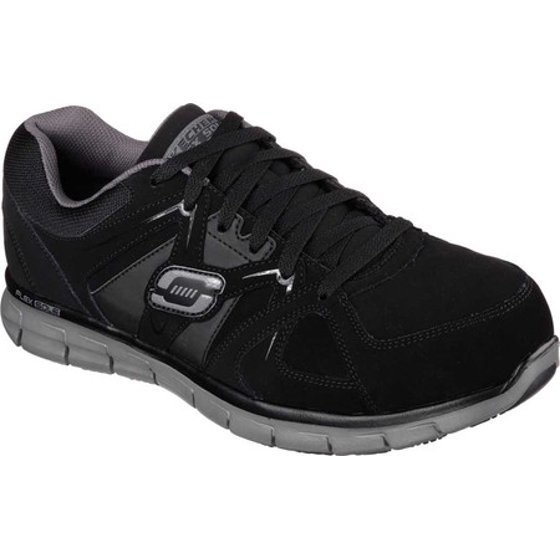 755f0a67e3d Item Type: Athletic Work Shoe; Brand: SKECHERS; Manufacturer Part Number:  77068 -BKCC SZ 7.5