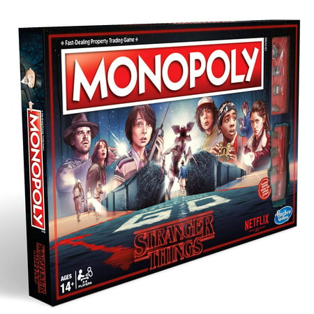 Monopoly Stranger Things Board Game - image 2 of 4