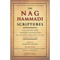 The Nag Hammadi Scriptures (Paperback)