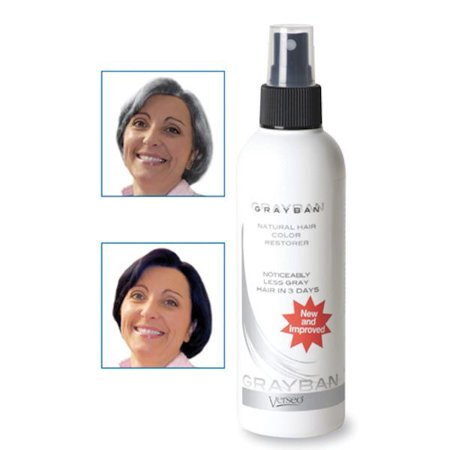 Grayban Anti Grey Solution 8.0 Oz. (Treatment Solution)