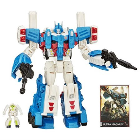 Autobot Ultra Magnus (Transformers Generations Leader Class Ultra Magnus Figure(Discontinued by manufacturer) )