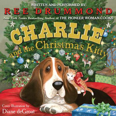 Charlie and the Christmas Kitty - Audiobook ()