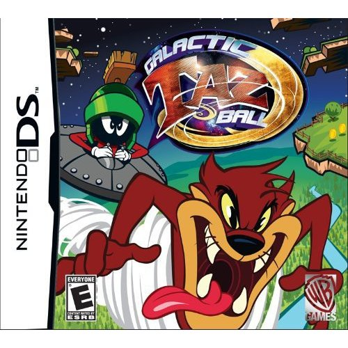 Galactic Taz Ball (DS)