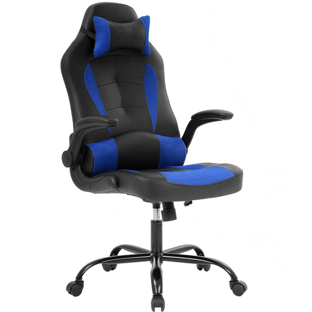 Gaming Office Chair High Back Pu Leather Racing Chair