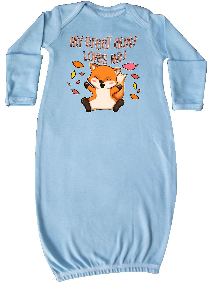inktastic I Love My Mama Pink and Blue Fox with Hearts Baby T-Shirt