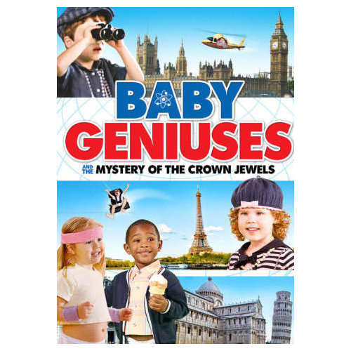 Baby Geniuses and the Mystery of the Crown Jewels (2013)
